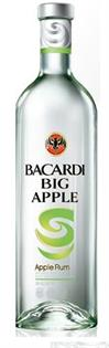 Bacardi Rum Big Apple 750ml
